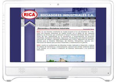 Rociadores Industriales